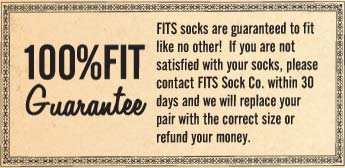 FITS Socks Guarantee