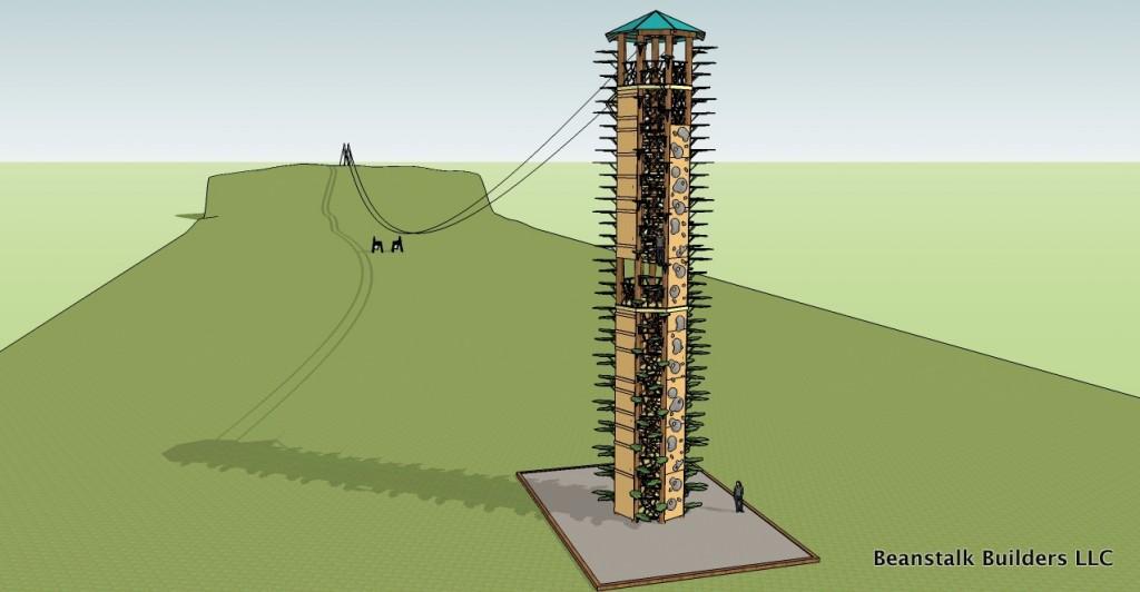 Kaul Adventure Tower Plans